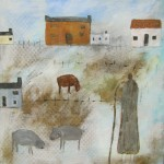The Village Watcher (sold)