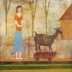 The Shepherdess (sold)