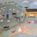 A Day on the Farm (sold)
