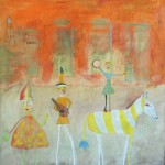 Minstrels Coming To Town (sold)