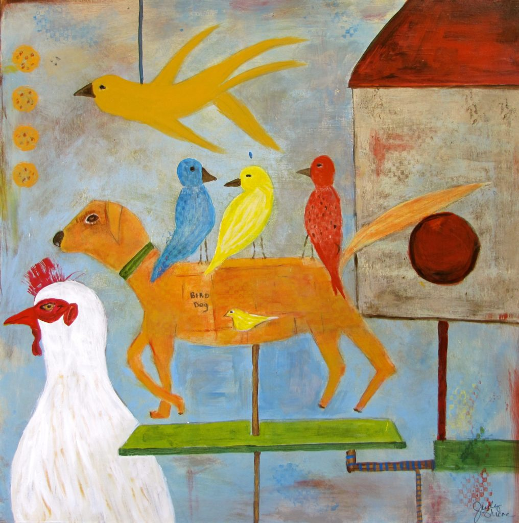 Bird Dog (sold)